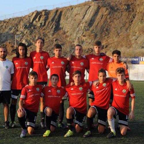Δυναμική παρουσία του Α.Ο. Παιανίας στο 4ο Tinos Cup 2016
